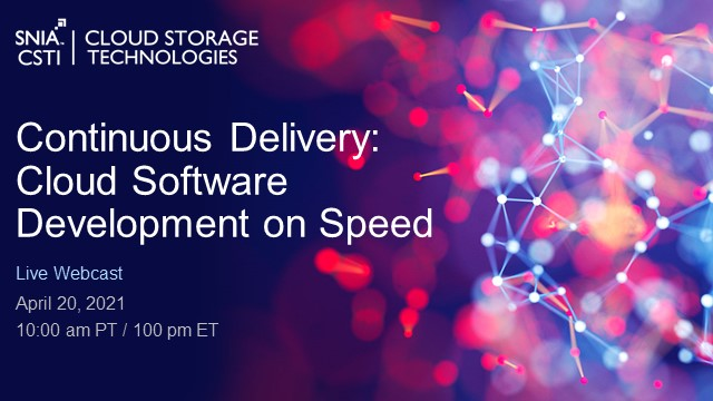 Continuous Delivery: Cloud Software Development on Speed