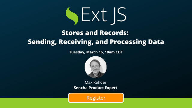 Stores and Records: Sending, Receiving, and Processing Data