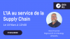 L'IA au service de la Supply Chain