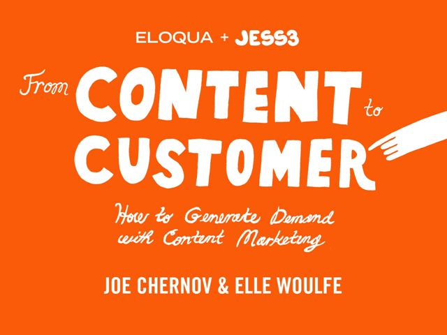 From Content to Customer