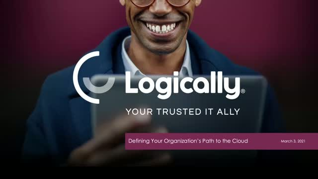 Defining Your Organization's Path to the Cloud