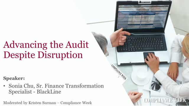Advancing the Audit Despite Disruption