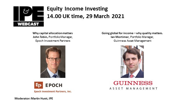 Equity Income Investing