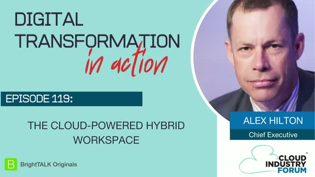 The Cloud-Powered Hybrid Workspace