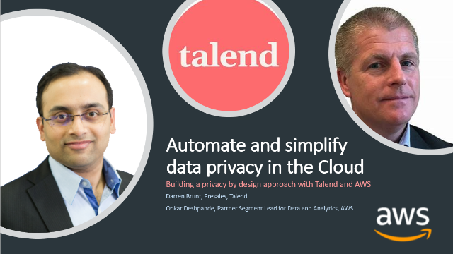 Automate and Simplify Data Privacy in the Cloud
