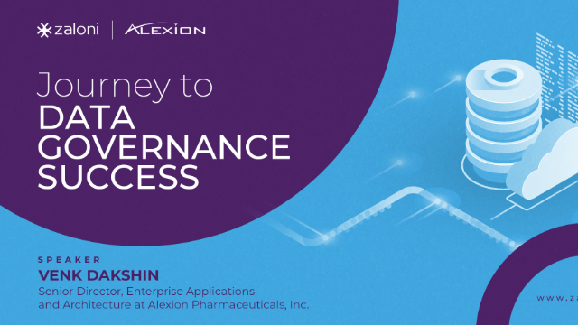 Data Governance Best Practices: A DataOps Approach with Alexion Pharmaceuticals