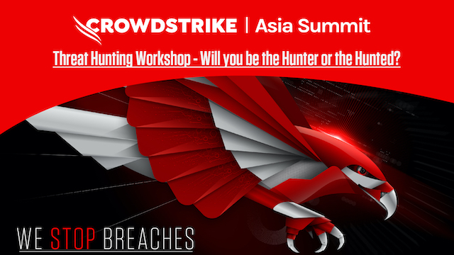 Threat Hunting Workshop – Will you be the Hunter or the Hunted?