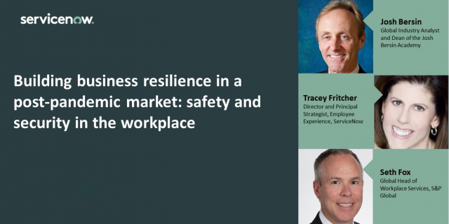 Building business resilience in a post-pandemic market