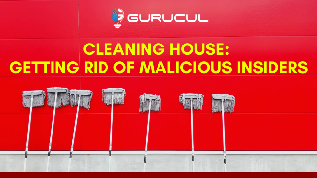 Cleaning House: Getting Rid of Malicious Insiders