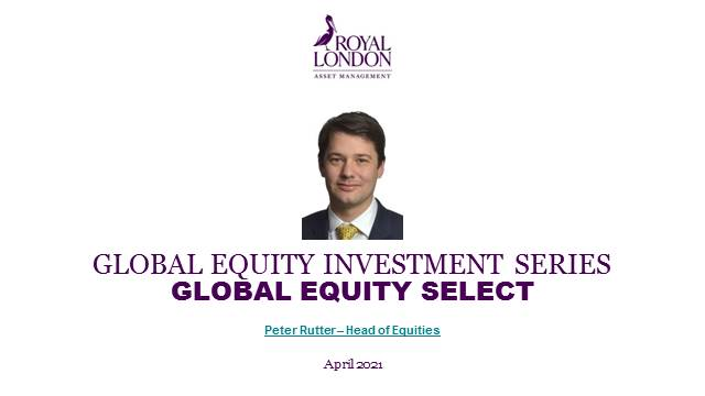 Idiosyncratic stock picking seeking alpha - RL Global Equity Select Fund