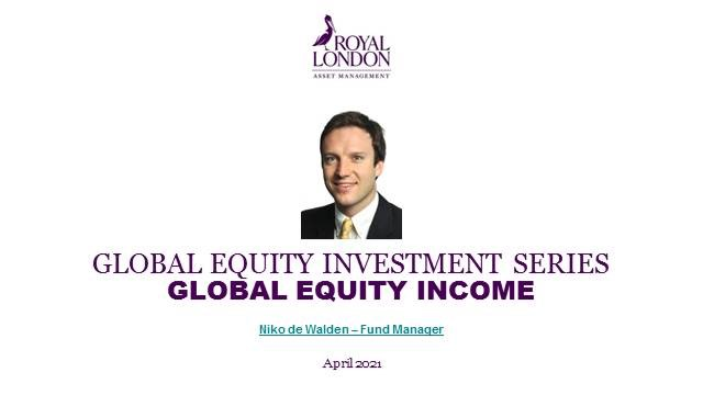 Income without the sacrifices – RL Global Equity Income Fund