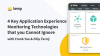 4 Key Application Experience Monitoring Technologies that You Cannot Ignore