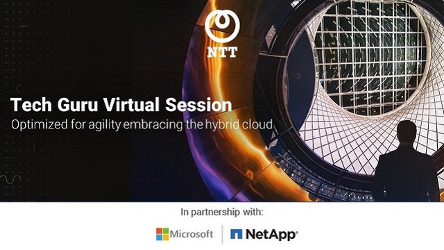 Tech Guru Virtual Session – Optimized for Agility Embracing the Hybrid Cloud