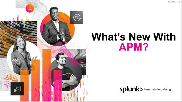 What's New With APM?