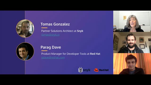 Snyk & Red Hat: The Developer-First Security Experience on OpenShift