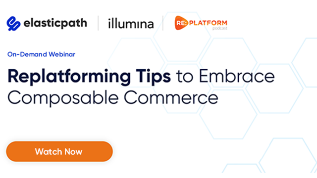 Replatforming Tips to Embrace Composable Commerce