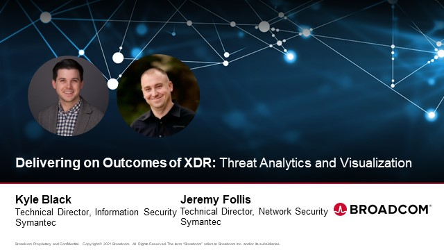 Delivering on Outcomes of XDR: Threat Analytics and Visualization
