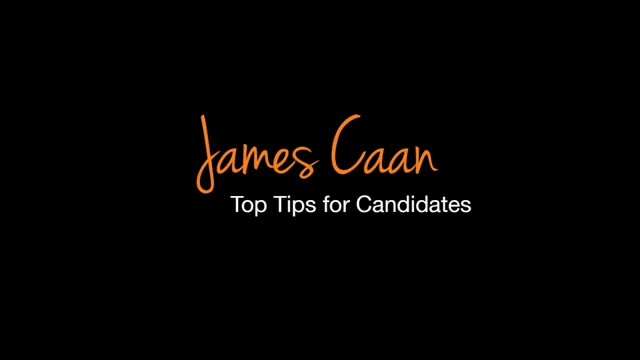 James Caan: Why would I hire You?