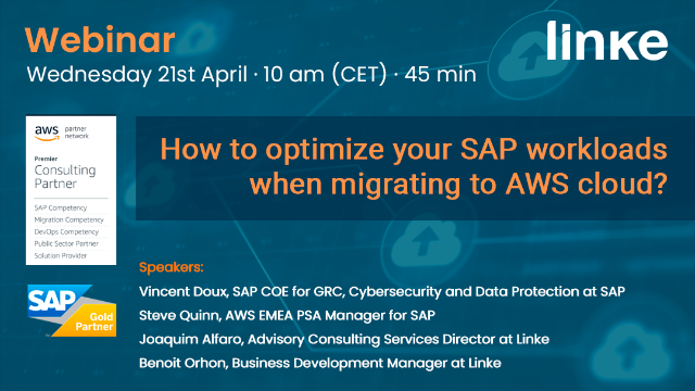 How to optimize your SAP workloads when migrating to AWS cloud