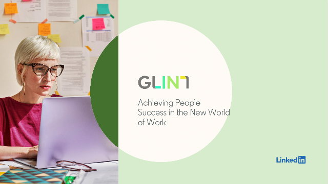 Achieving People Success in the New World of Work