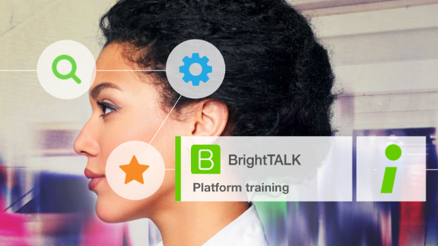 Getting Started with BrightTALK [April 13, 11am PT]