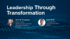 Leadership through transformation