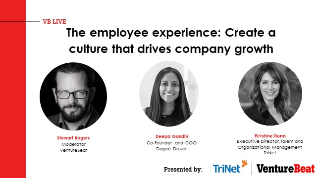 The employee experience: Create a culture that drives company growth