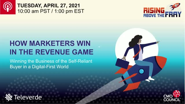 How Marketers Win In The Revenue Game