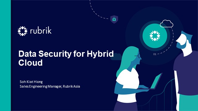 Data Security for Hybrid Cloud Environments