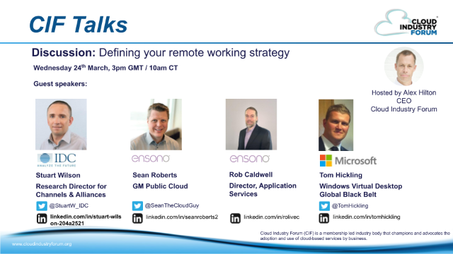 Defining Your Remote Working Strategy