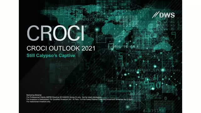 CROCI Outlook: the journey towards normality?