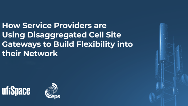 How Service Providers are Using DCSGs to Build Flexibility into their Network