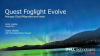 Quest Foglight Evolve  - Manage Cloud Migration and Costs