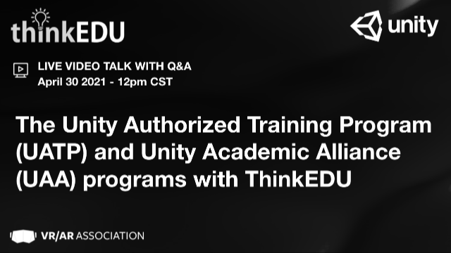 Unity Authorized Training Program (UATP) & Unity Academic Alliance (UAA)