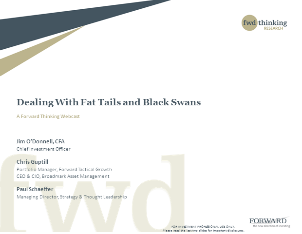 Dealing With Fat Tails and Black Swans