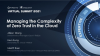 Managing the Complexity of Zero Trust in the Cloud