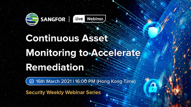 Continuous Asset Monitoring to Accelerate Remediation