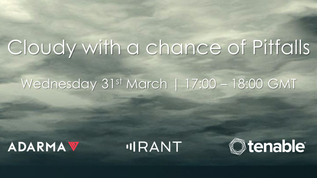 RANT Radio - Cloudy with a chance of Pitfalls