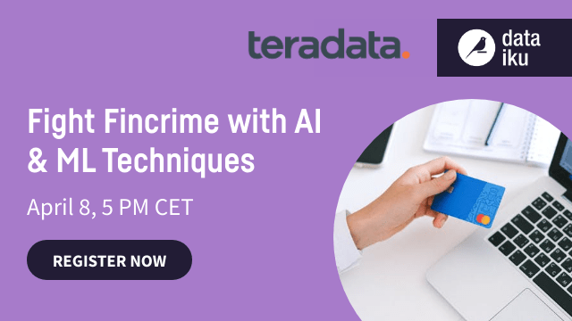 Fight Fincrime with AI & ML Techniques