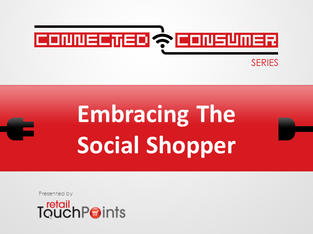 Embracing the Social Shopper