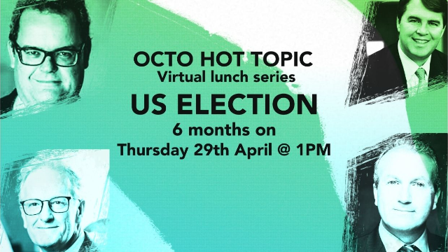 HOT TOPIC US Election - 6 months on
