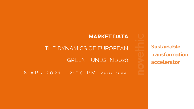 The dynamics of European Green Funds in 2020