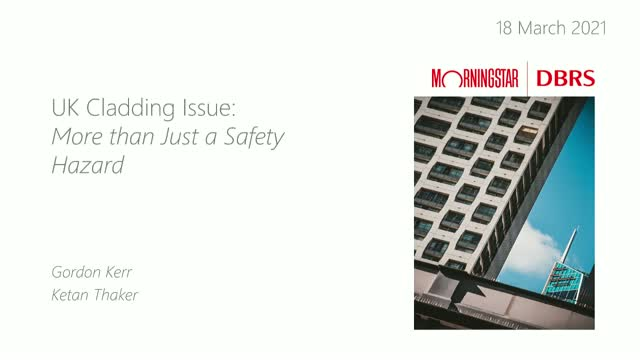UK Cladding Issue and its Impact on Mortgages