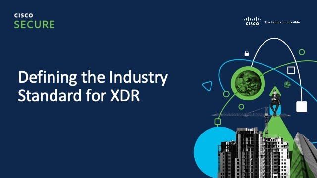 Defining the Industry Standard for XDR