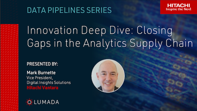 Innovation Deep Dive: Closing Gaps in the Analytics Supply Chain