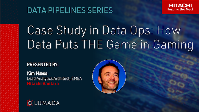 Case Study in DataOps: How Data Puts THE Game in Gaming
