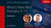 What's New With Pentaho 9.1?