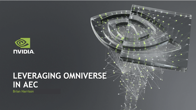 A Guide To Leveraging Omniverse in AEC