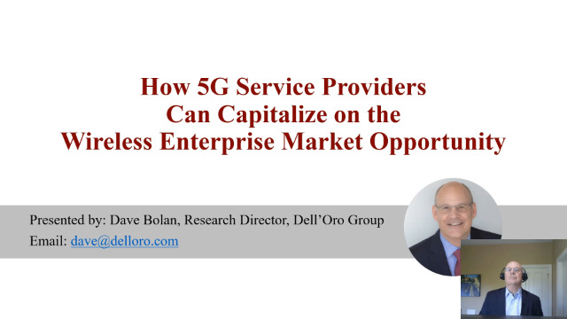 How 5G service providers can capture enterprise business
