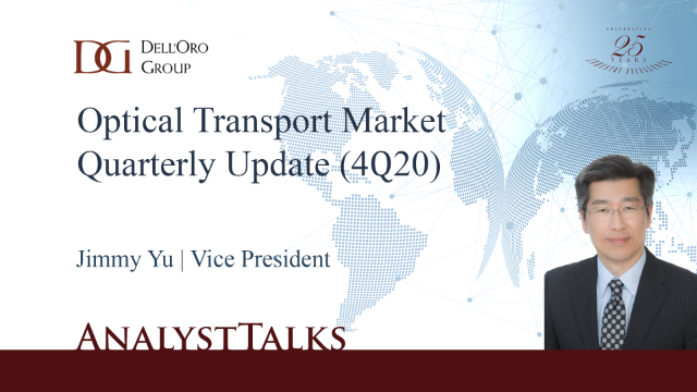 Key Takeaways - Optical Transports Market